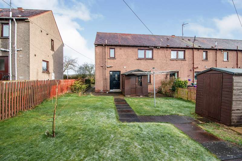 3 Bedrooms End Of Terrace House for sale in Drumachlie Loan, Brechin, Angus, DD9