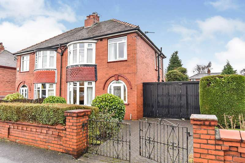 3 Bedrooms Semi Detached House for sale in Cheetham Hill Road, Dukinfield, Greater Manchester, SK16