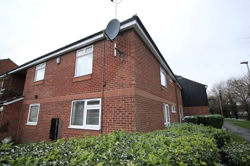 2 Bedrooms Flat for sale in Linney Road, Leicester, LE4