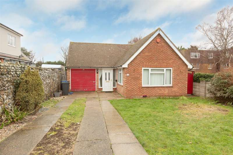 2 Bedrooms Detached Bungalow for sale in Elm Grove, Westgate-On-Sea