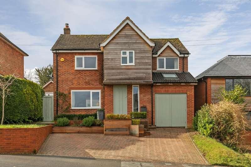4 Bedrooms Detached House for sale in Bereweeke Avenue, Bereweeke, Winchester, SO22