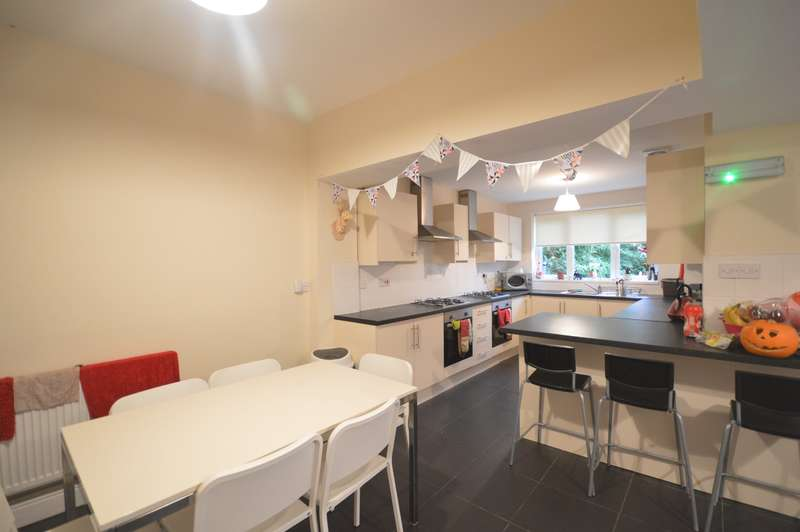 7 Bedrooms Terraced House for rent in Australia Road, Heath, Cardiff