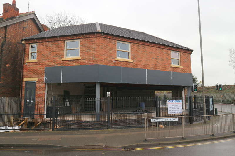 Commercial Property for rent in Tamworth Road, Long Eaton