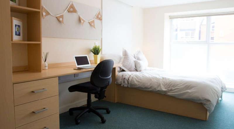 1 Bedroom Studio Flat for rent in Brayford Quay, Lincoln