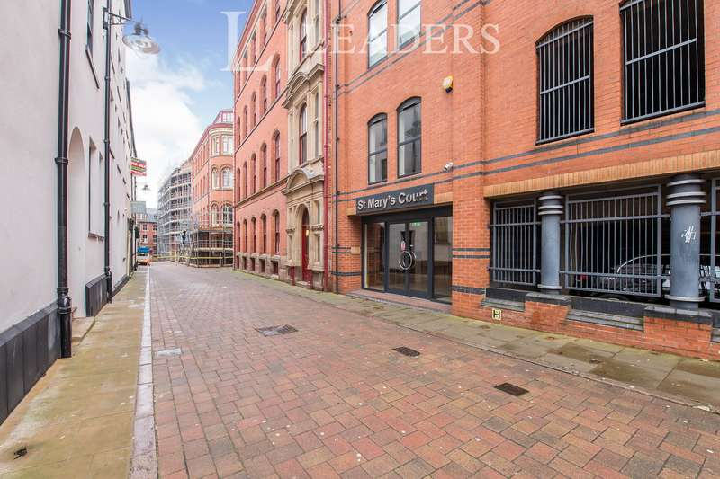 3 Bedrooms Apartment Flat for rent in St Marys Court, Nottingham