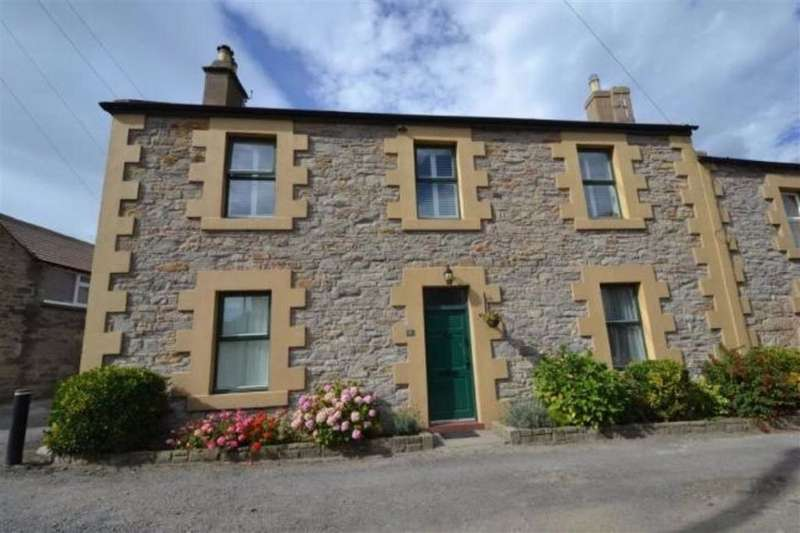 4 Bedrooms Semi Detached House for sale in George Street, Seahouses, Northumberland, NE68