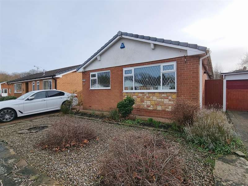 3 Bedrooms Detached Bungalow for sale in Starfield Close, Lytham