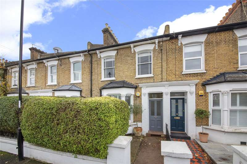 2 Bedrooms Apartment Flat for sale in Arabin Road, Brockley, SE4