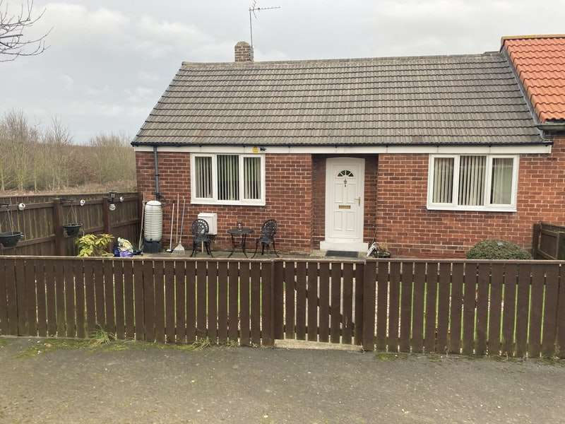 2 Bedrooms Bungalow for sale in Bude Square, Seaham, Tyne and Wear, SR7