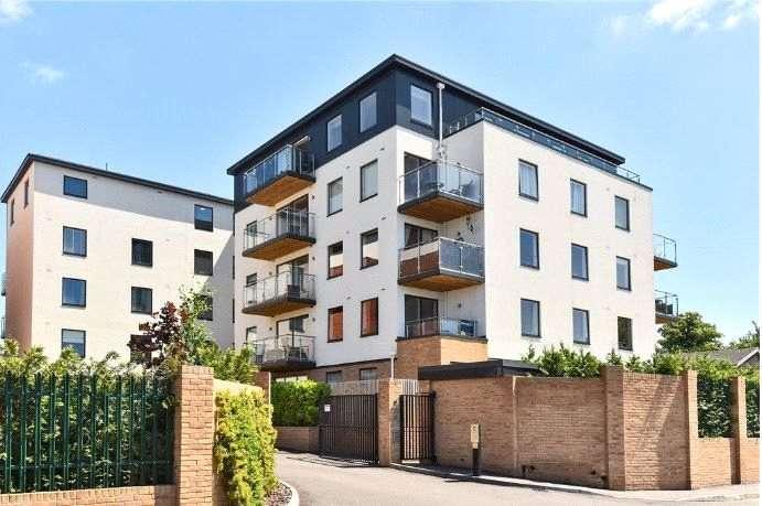 2 Bedrooms Apartment Flat for sale in Sullivan Road, Camberley, Surrey, GU15