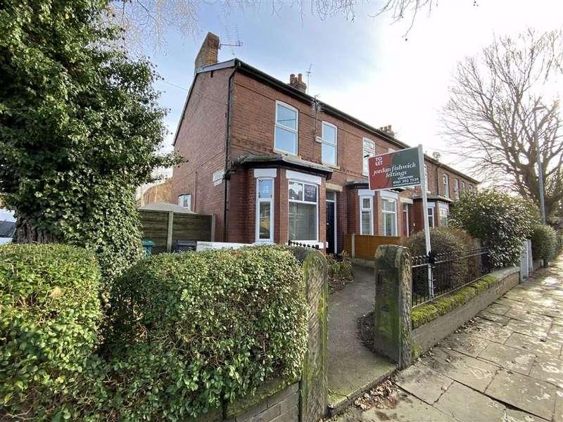1 Bedroom Flat for rent in Wilton Road, Chorlton Green