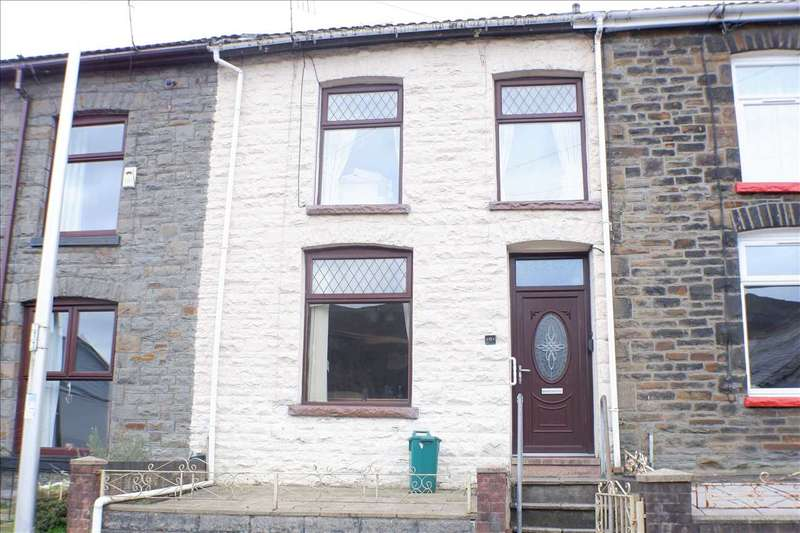 2 Bedrooms Terraced House for sale in Eleanor Street, Tonypandy