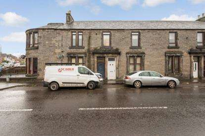 2 Bedrooms Flat for sale in Tullibody Road, Alloa