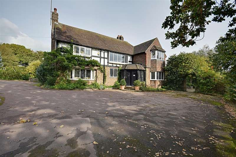 5 Bedrooms Detached House for sale in Cooden Sea Road, Bexhill-On-Sea