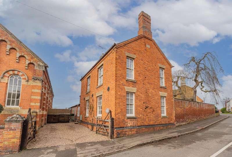 4 Bedrooms Detached House for sale in Main Street, Medbourne, Market Harborough