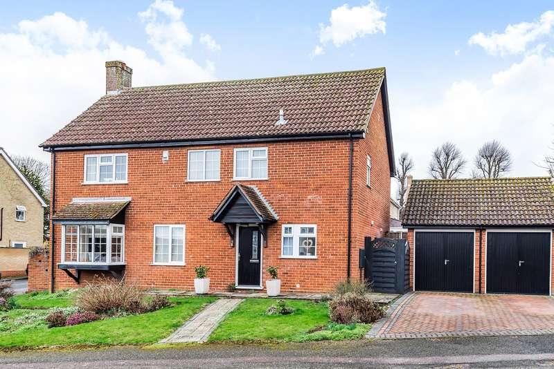 Detached House for sale in Sandringham Road, Flitwick, MK45