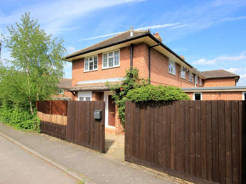 3 Bedrooms End Of Terrace House for sale in Fieldside Road, Pulloxhill, MK45