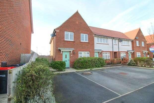 3 Bedrooms End Of Terrace House for sale in Windward Avenue, Fleetwood, FY7