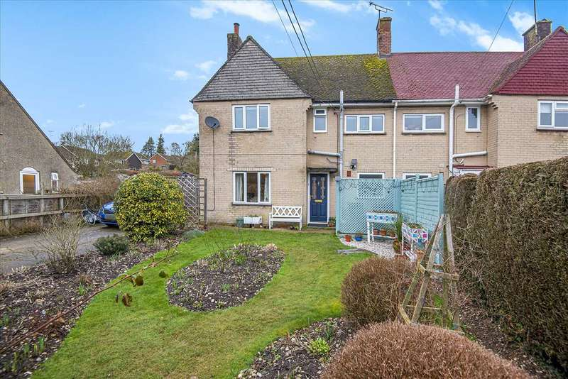 3 Bedrooms Semi Detached House for sale in Dean Terrace, Vernham Dean, Andover