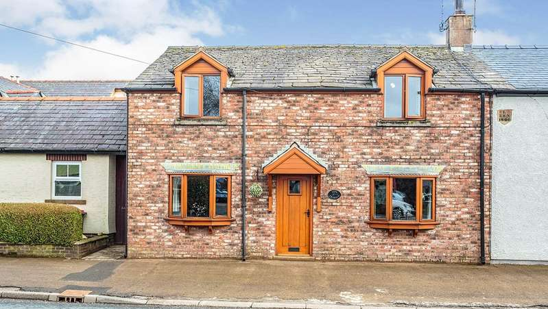 3 Bedrooms End Of Terrace House for sale in Foxes Terrace, Garstang Road, St. Michaels, Preston, PR3