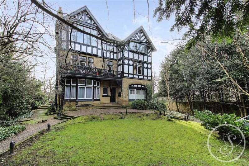 2 Bedrooms Apartment Flat for sale in Tudor House, Oakwood Grove, LS8