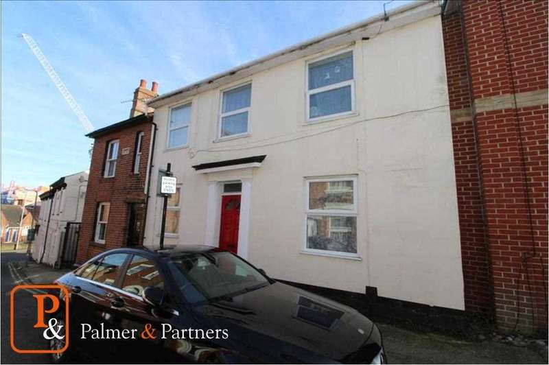 5 Bedrooms Terraced House for sale in Golden Noble Hill, Colchester