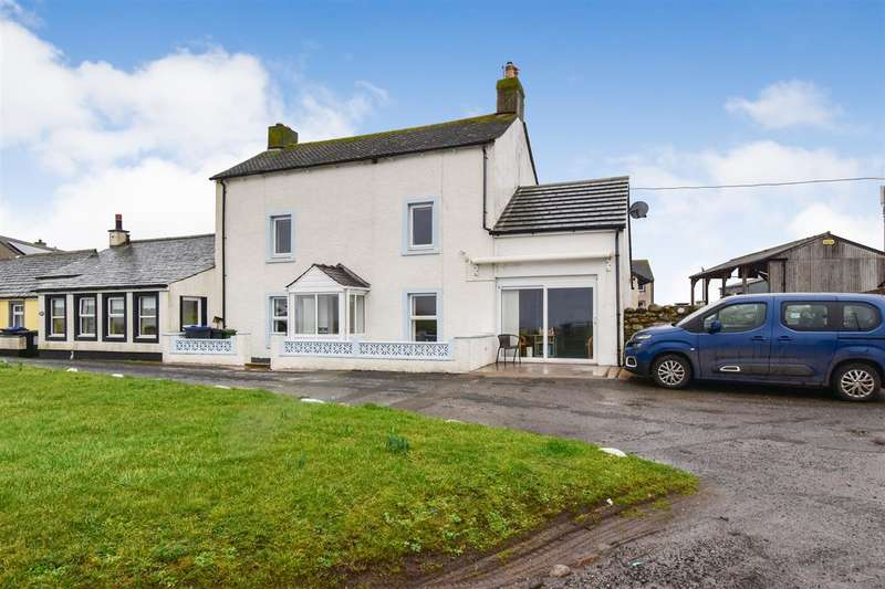 3 Bedrooms Cottage House for sale in Greensight, Allonby, Maryport