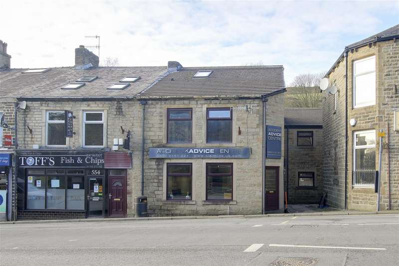 5 Bedrooms End Of Terrace House for sale in Burnley Road, Crawshawbooth, Rossendale