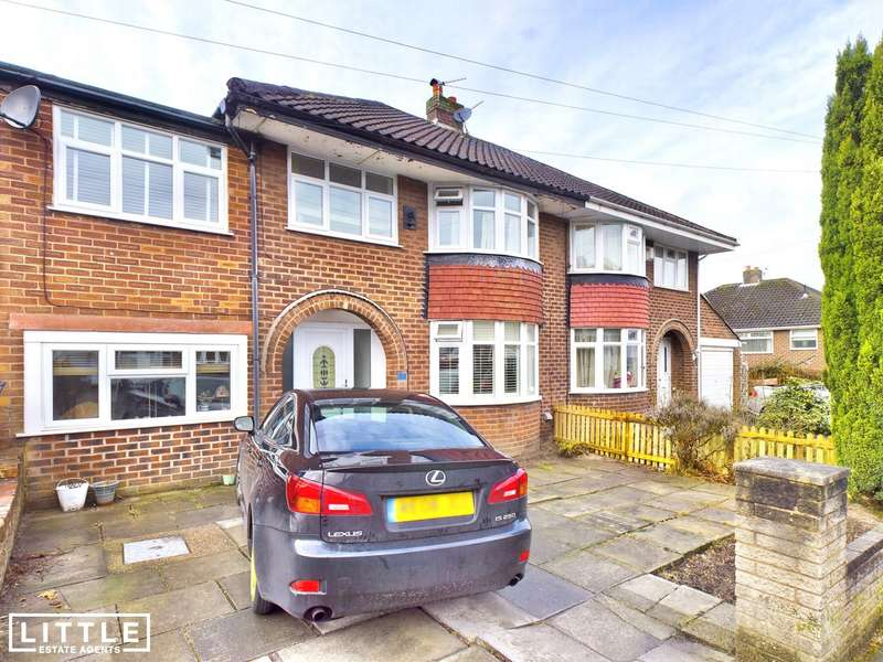 4 Bedrooms Semi Detached House for sale in Heaton Close, Upholland, WN8