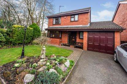 3 Bedrooms Detached House for sale in Copthorne, Luton, Bedfordshire, England