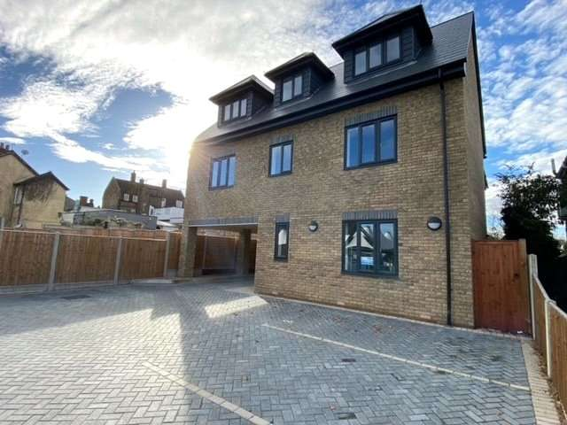 1 Bedroom Apartment Flat for sale in Love Lane, Rayleigh, Essex, SS6