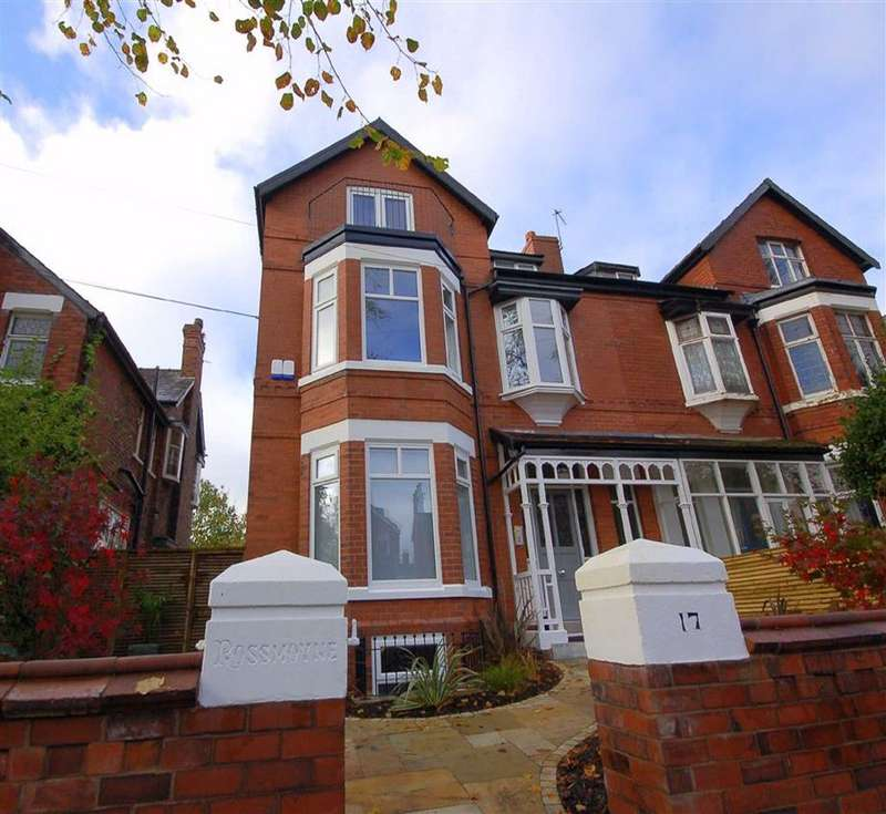 2 Bedrooms Apartment Flat for rent in Chandos Road, Chorlton