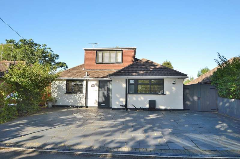 3 Bedrooms Detached Bungalow for sale in Hursley Road, Chandler's Ford