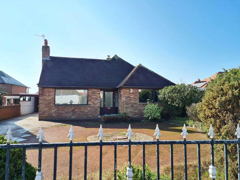 2 Bedrooms Detached Bungalow for sale in Lancaster Avenue, St Annes