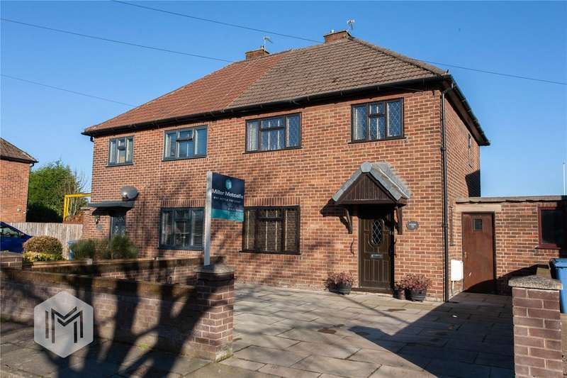 3 Bedrooms Semi Detached House for sale in Dudley Road, Cadishead, Manchester, M44