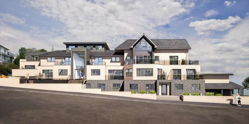 3 Bedrooms Flat for sale in Chine Avenue, Shanklin