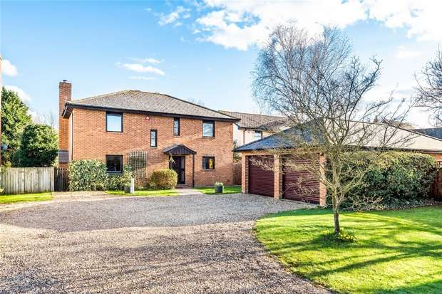 4 Bedrooms Detached House for sale in High Street, Greenfield, Bedford