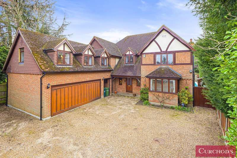 5 Bedrooms Detached House for sale in Staines Road, Laleham, Staines, TW18