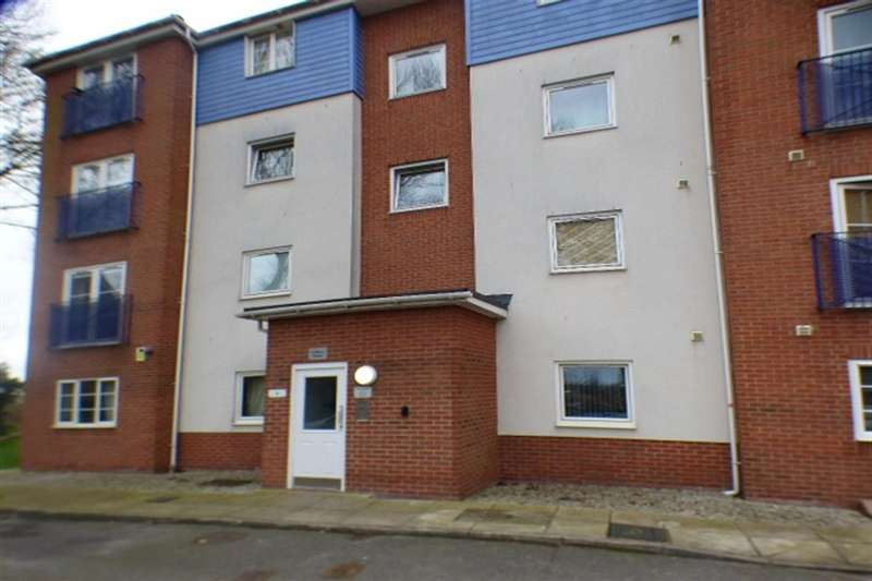1 Bedroom Flat for sale in Gilbert House, Old Coach Road, Runcorn