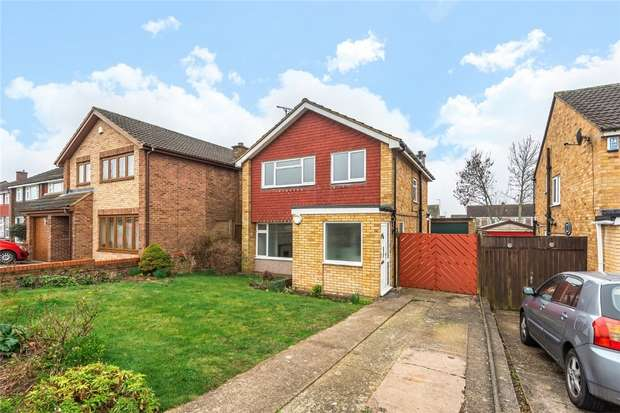 3 Bedrooms Detached House for sale in Stancliffe Road, Bedford