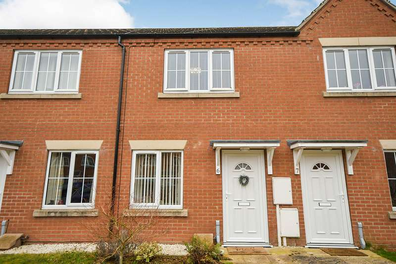2 Bedrooms House for sale in Rookery Park, Lincoln, Lincolnshire, LN6