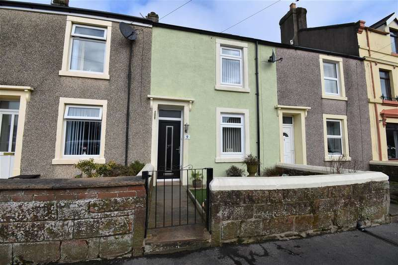 2 Bedrooms Terraced House for sale in Scalegill Road, Moor Row