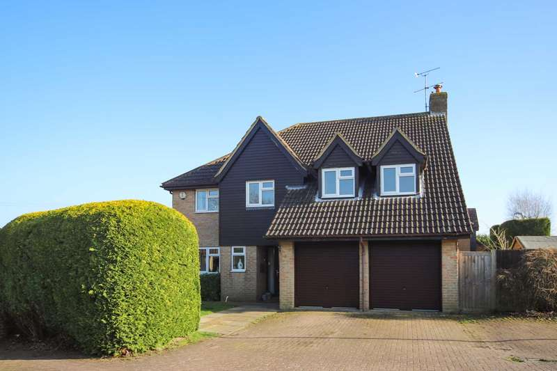 5 Bedrooms Detached House for sale in Croft Meadows, Cheddington