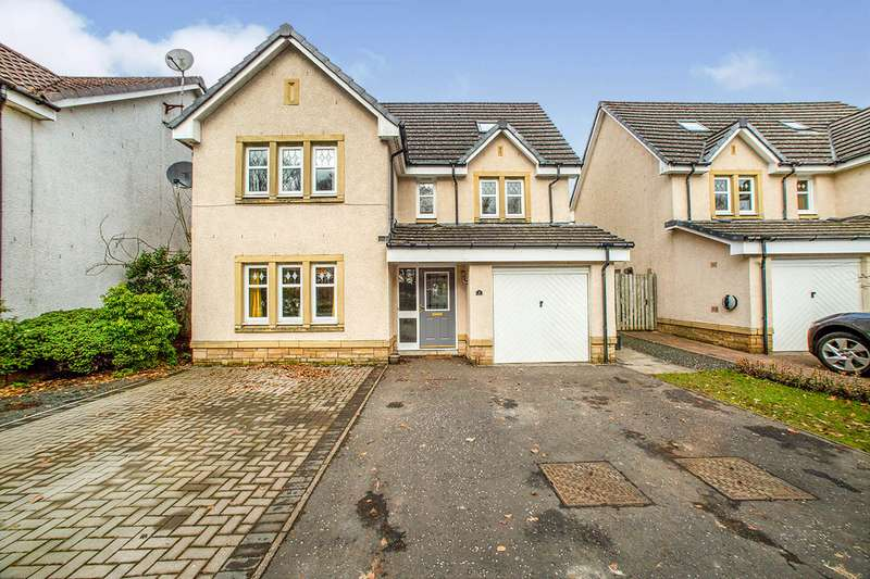 6 Bedrooms Detached House for sale in Maplewood Park, Livingston, West Lothian, EH54