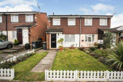 3 Bedrooms Semi Detached House for sale in Coltsfoot Green, Luton, Bedfordshire