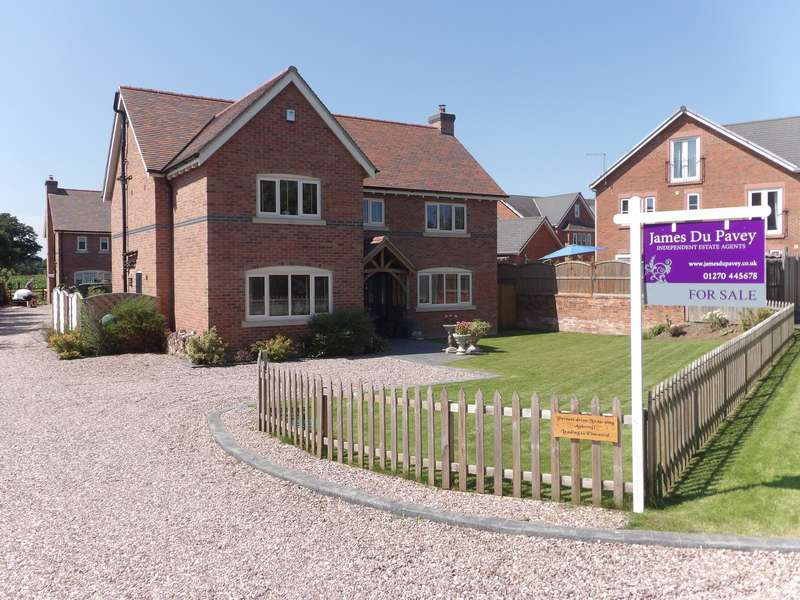 6 Bedrooms Property for sale in Chester Road, Nomans Heath, Cheshire