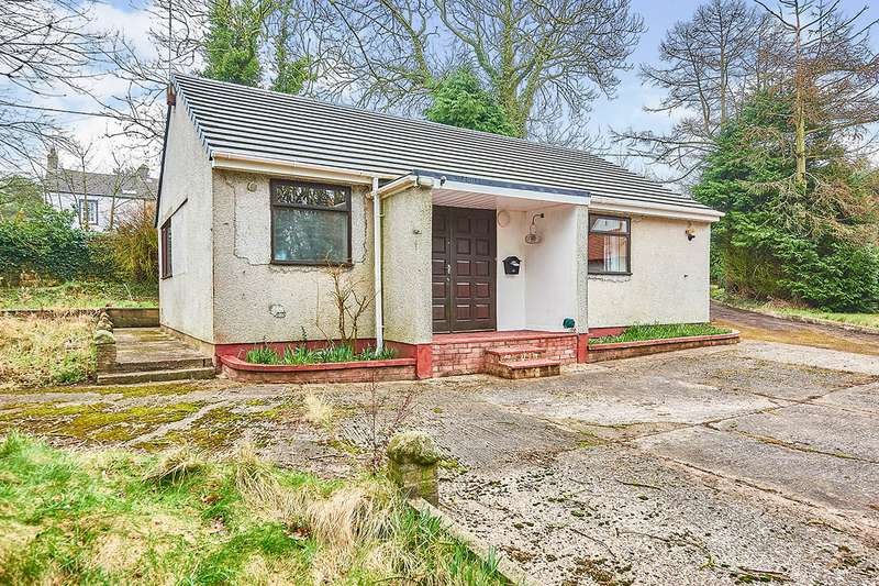 2 Bedrooms Detached Bungalow for sale in Common End, Distington, Workington, Cumbria, CA14