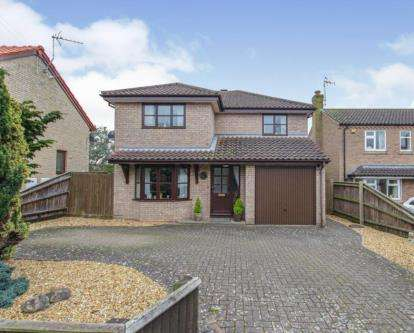 4 Bedrooms Detached House for sale in Little Downham, Ely, Cambridgeshire
