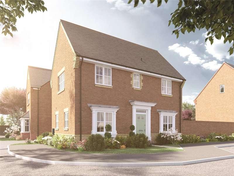 3 Bedrooms Detached House for sale in Clockbarn Gardens, Tannery Lane, Send, Surrey, GU23