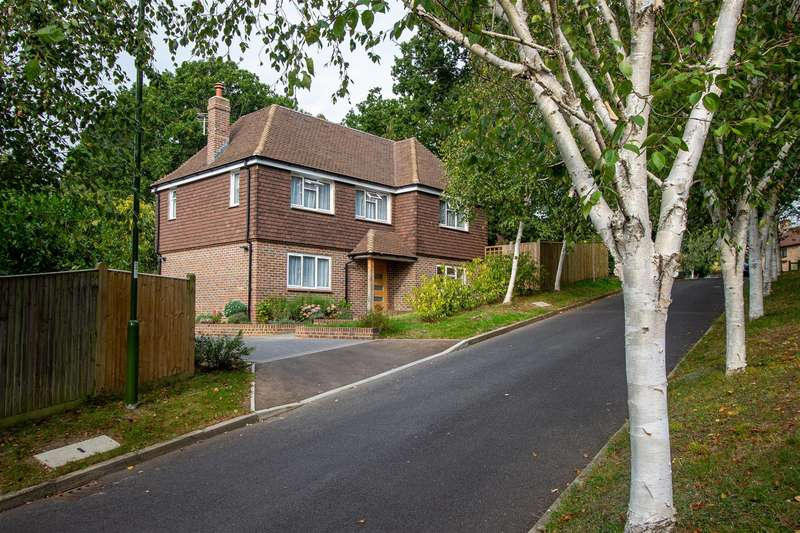 4 Bedrooms Detached House for sale in The Droveway, Haywards Heath